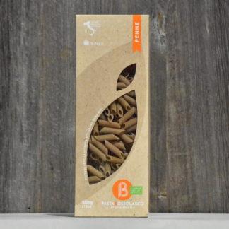 penne integrale bio - pasta bossolasco