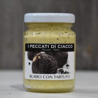 burro al tartufo langhe gourmet