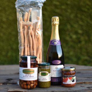 aperitiefpakket Piemonte