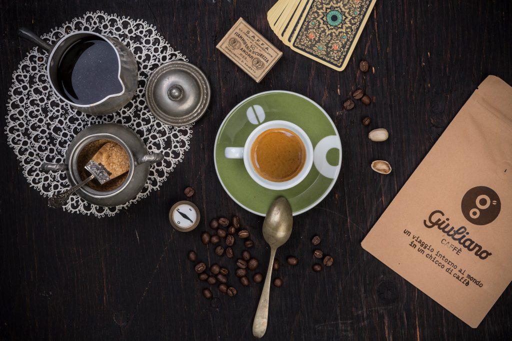 Giuliano caffè Pura Passione